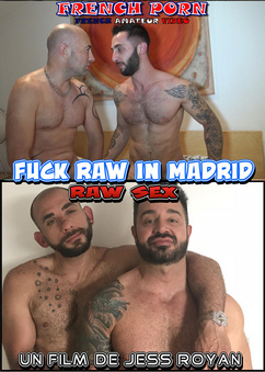 Fuck Raw in Madrid