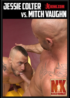 Naked Kombat : Jessie Colter vs. Mitch Vaughn