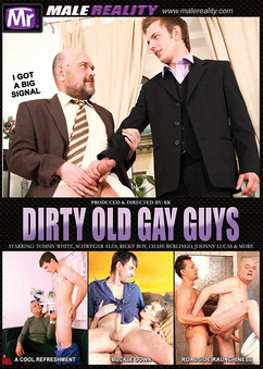 Dirty old gay guys