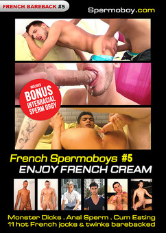 French Spermoboys vol.5