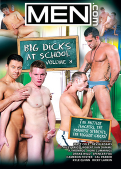 Big Dicks At School 3