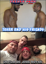 Tahar and his friends