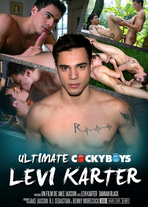Ultimate Cockyboy : Levi Karter