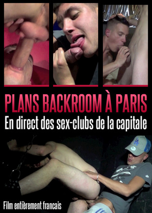 Plans Backroom à Paris