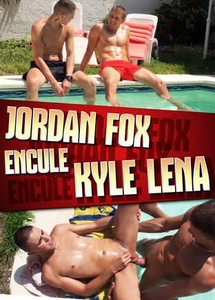 Jordan Fox fucks Kyle Lena
