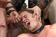 Bound in Public : le Gladiateur
