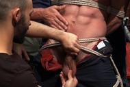 Bound in Public : Mike le Mécano