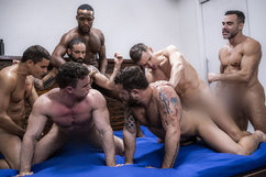 Ganged, banged and pounded