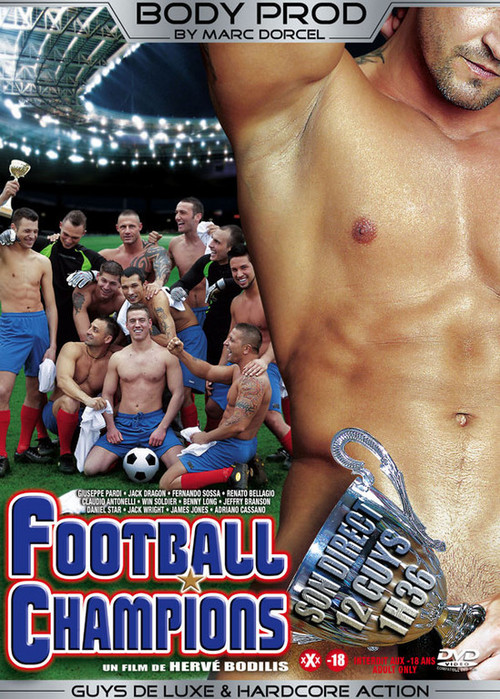 Football Champions aka Soccer Club Cover Front